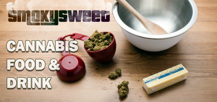 About SmokySweet.com-Cannabis Food and Drink
