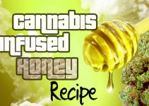Cannabis Infused Honey Recipe Featured Image