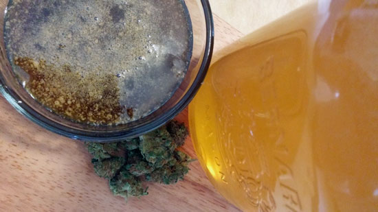 How to Make Cannabis Infused Honey Recipe
